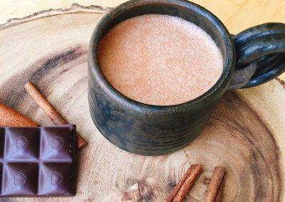 Healthy Hot Chocolate