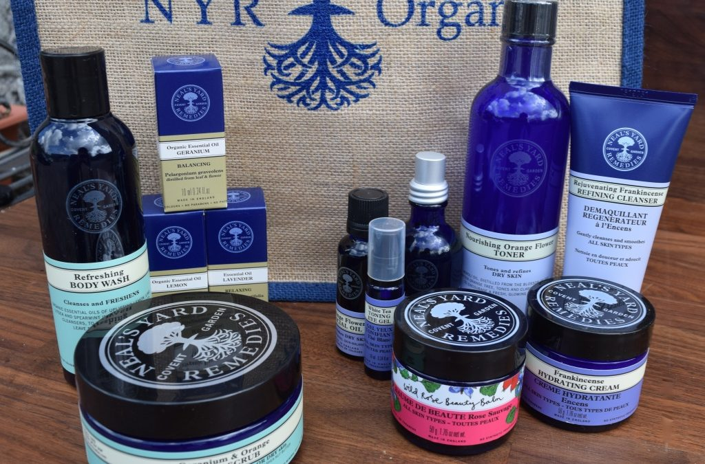 Organic For Your Skin