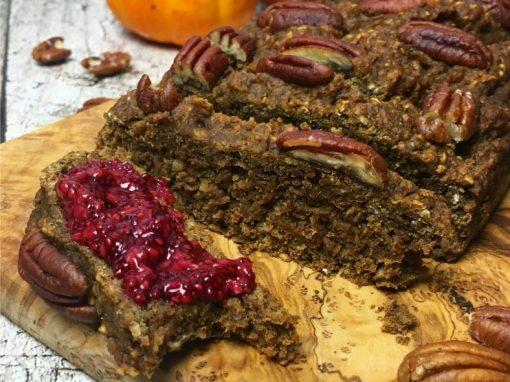Pumpkin Spice Bread (Gluten Free)