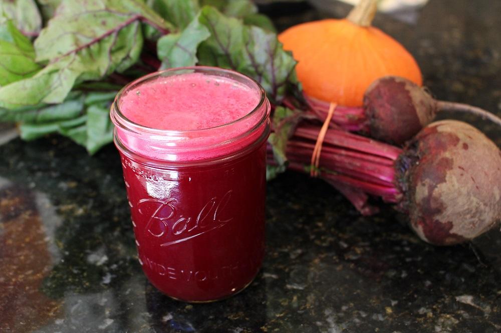 Red Velvet Juice