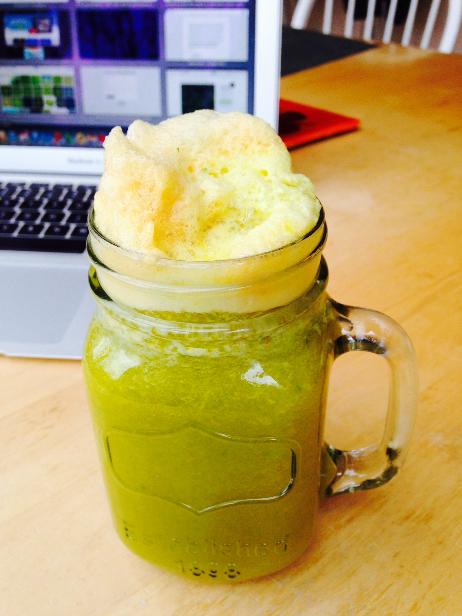 Sweet Green Juice