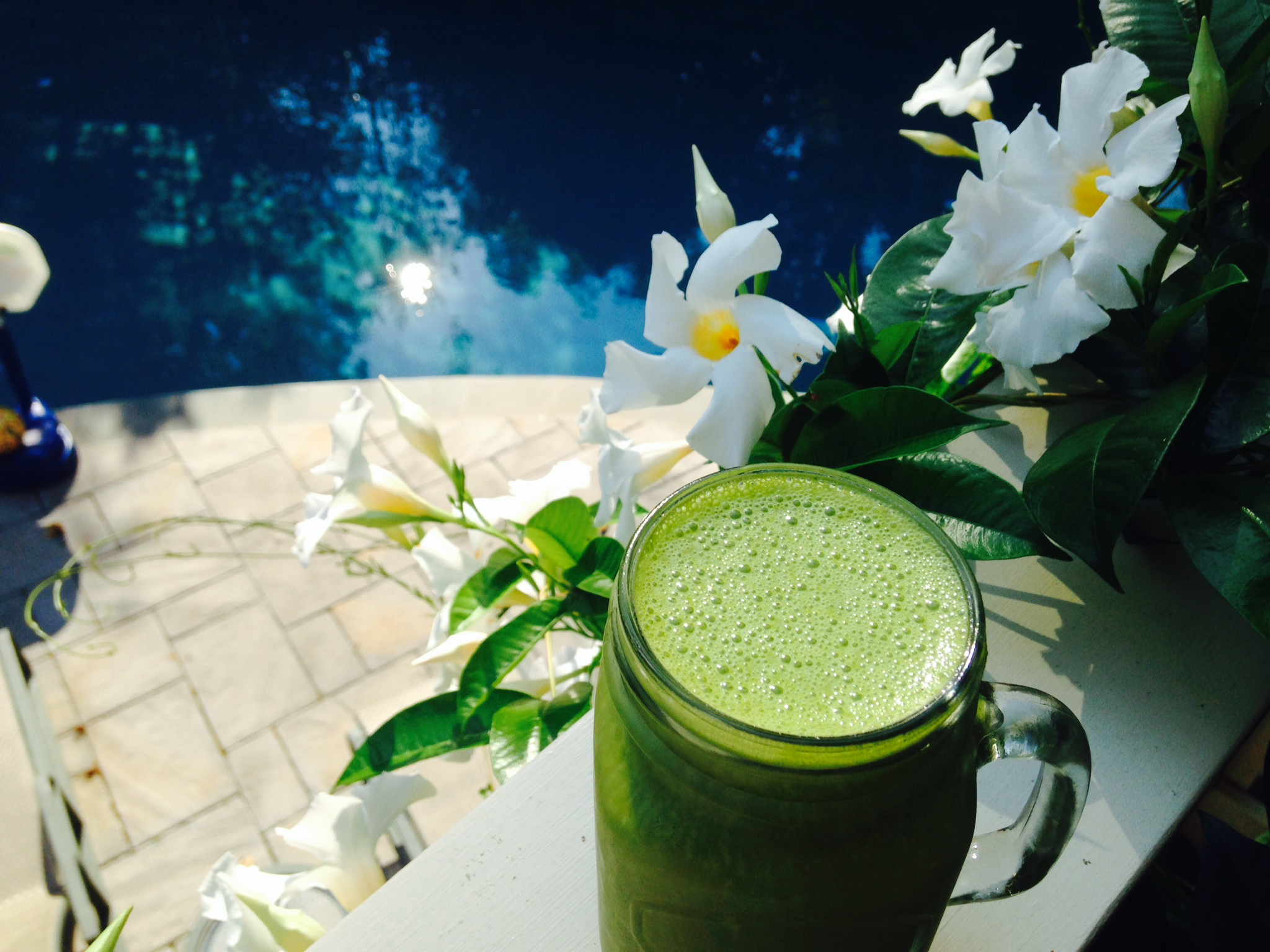 Nourishing Matcha Smoothie