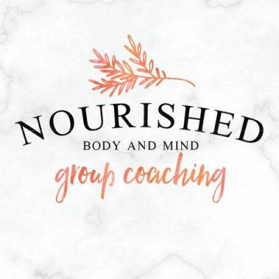 Nourished Body and Mind Group Coaching
