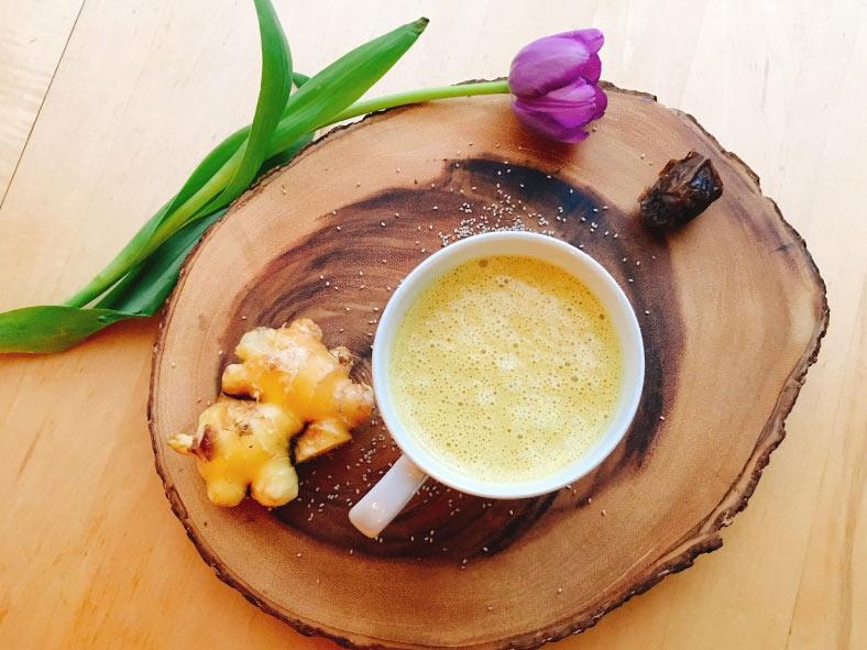 Joanne's Turmeric Latte