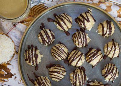 Coconut Tahini Bites